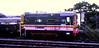 Slide 138-50 (Steve Guess) Tags: dick hardy diesel shunter class09 british rail intercity 09012