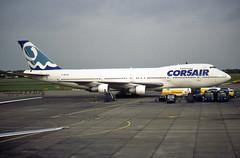 Boeing 747-128 F-BPVG Corsair (EI-DTG) Tags: boeing747 b747 jumbojet queenoftheskies airfrance dublinairport eidw fbpvg corsair