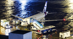 Cambodia Airways A319-112 XU-878 003 (A.S. Kevin N.V.M.M. Chung) Tags: aviation aircraft aeroplane airport airlines airbus plane apron macauinternationalairport mfm spotting beacon raining