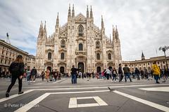 190405-Milan-2811 (snapperpeter) Tags: italy cathedralchurchofmilan city milan piazzadelduomo saintmary