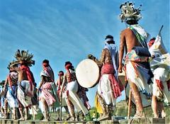Tarahumara Easter Parade 18 (Caravanserai (The Hub)) Tags: tarahumara raramuri easter semanasanta