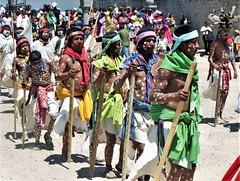 Tarahumara Easter Parade 15 (Caravanserai (The Hub)) Tags: tarahumara raramuri mexico easter semanasanta