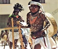Tarahumara Easter Parade 11 (Caravanserai (The Hub)) Tags: tarahumara raramuri mexico easter semanasanta