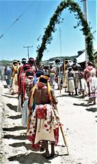 Tarahumara Easter Parade 2 (Caravanserai (The Hub)) Tags: tarahumara raramuri mexico easter semanasanta