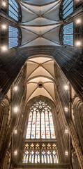 Cologne Cathedral (stephanrudolph) Tags: d750 nikon handheld köln cologne germany deutschland europe europa 2470mm 2470mmf28g 2470mmf28 church landmark gothic inside architecture architektur