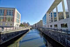 Berlin - Spreekanal (www.nbfotos.de) Tags: berlin spreekanal