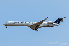 "S5-AAV | Adria Airways (""Star Alliance"" livery) 