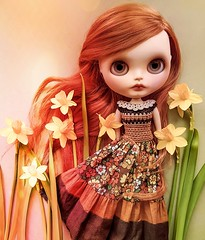 🌼🐥💚🐰🌼 Happy easter everyone!  . #blythe #customblythe #blythecustom #crochet #sew #crochetdollclothes #crochetblytheclothes (Dolliina) Tags: sew blythe blythecustom crochet customblythe crochetdollclothes crochetblytheclothes