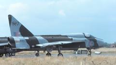 Power Cut (ƒliçkrwåy) Tags: xm987 englishelectric lightning raf airforce military aircraft aviation coningsby