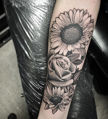 Tattoo by Wes Fortier at Burning Hearts Tattoo Co. • Waterbury, CT. ........ @wesdtc @burningheartstattoo