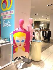 Barbie Fashion Eaton Centre (Bubblegum18) Tags: barbie fashion store display eatoncentre mattel 2019