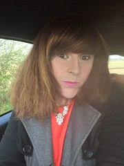 Just needed to get out have a drive and walk in the park (Sarah-Eileen) Tags: stilettogirl saraheileen tgurl crossdresser crossdressing tranvestite