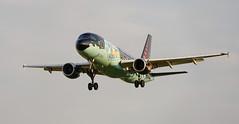 brussels airlines Rackham OO-SNB (K.D_aviation) Tags: belgium boeing aviation airport airbus reddevils rackham kuifje football vliegtuig brussels brussel blue red sn