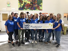 "Footwear Cares volunteers at the Alameda County Community Food Bank • <a style=""font-size:0.8em;"" href=""http://www.flickr.com/photos/45709694@N06/47643337252/"" target=""_blank"">View on Flickr</a>"