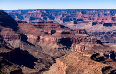 Wonders of the Canyon - Explore (Ron Drew) Tags: nikon d850 arizona az grandcanyon nationalpark canyon erosion cliff landscape outdoors vista grandview overlook southrim winter usa