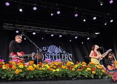 OSMF 2019 - Amanda Shires & Jason Isbell (Kingsnake) Tags: oldsettlersmusicfestival osmf 2019 tilmon tx texas photos ron baker