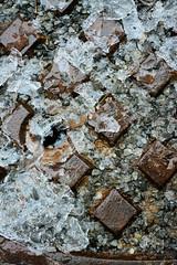 Urban Cool (63) (Carl Campbell) Tags: nikond5200 ice pavement metal montréal
