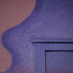 mural/door detail (msdonnalee) Tags: abstract astratto abstrait abstractreality abstracto mural door inspiredchoice