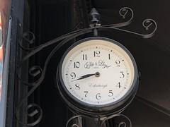The clock in more detail (seikinsou) Tags: brussels belgium bruxelles belgique spring clock street edinburgh