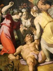 rage (andrevanb) Tags: amsterdam rijkmuseum art 16thcentury painting 1592 detail dekindermoordinbethlehem massacreinbethlehem cornelisvanhaarlem