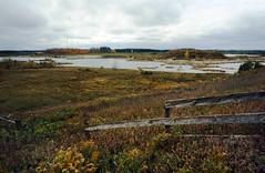 (geowelch) Tags: caledon ontario industriallandscape newtopographics humanalteredlandscape gravelpit quarry aggregate landscape autumn sonya7 sony2870mmfe3556