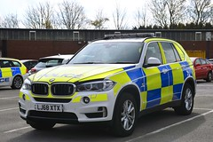 LJ68 XTX (S11 AUN) Tags: merseyside police bmw x5 xdrive30d 4x4 demo demonstrator traffic car roads policing unit rpu motor patrols nwmpg northwestmotorwaypolicegroup 999 emergency vehicle lj68xtx