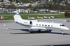 N473CW (toptag) Tags: gulfstreamaerospacegivgulfstreamivsp glf4 n473cw dylan inn lowi innsbruck aviation bizjet