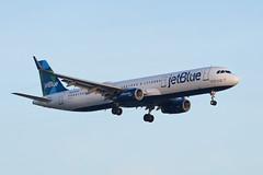 jetBlue Airbus A321 N982JB (jbp274) Tags: lax klax airport airplanes jetblue b6 airbus a321