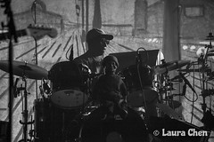 The Good, The Bad & The Queen_9 (Gig Junkies) Tags: alternativerock artrock damonalbarn laurachen london merrieland o2academy palladium paulsimonon simontong thegoodthebadthequeen tonyallen
