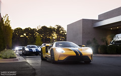 Three of a Kind (jaredschmidtphotos) Tags: ford gt supercar car auto automotive automobile atlanta georgia