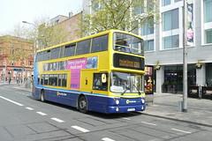 AV 429 O'Connell Street 19/04/19 (Csalem's Lot) Tags: dublinbus oconnellstreet av alx400 volvo 120 av429 dublin bus