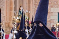 Penitencia Hermandad Santa Maria Magdalena-Yecla (Tomásdr 66) Tags: penitencia cofrade capuchino semanasanta canon50d