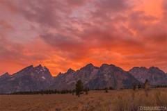 Grand Teton Range (Giulio Giuffra) Tags: usa statiuniti northamerica grandteton nationalpark