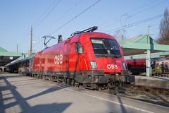 ÖBB 1116 125 Bregenz (daveymills37886) Tags: öbb 1116 125 bregenz baureihe siemens taurus es64u2