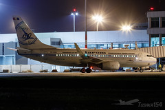 "YR-BGG | TAROM (""Happy 60 Years"" livery) | Boeing 737-78J | BUD/LHBP (Tushka154) Tags: hungary specialscheme spotter 737nextgeneration 73778j ferihegy budapest 737700 yrbgg happy60years tarom boeing 737 737ng aircraft airplane avgeek aviation aviationphotography boeing737 boeing737nextgeneration boeing737ng budapestairport lhbp lisztferencinternationalairport planespotter planespotting romanianairtransport spotting"