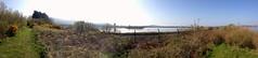 Fairlie to Largs (6) (dddoc1965) Tags: dddocdavidcameronpaisleyphotographerfairlielarksbeachseasandrocksstoneswestofscotlandapril19th2019water dddoc davidcameronpaisleyphotographer fairlie largs westofscotland beach coastline sea rocks sand panoramicphotos iphone4 april19th2019 friday scotland islands buildings ferry