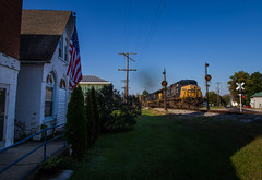 Old Holton (WillJordanPhoto) Tags: indianasubdivision csx signals trains cpl railroal holton yn2