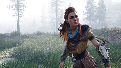 Rain - Horizon Zero Dawn (PS4 Pro) (eudesflick) Tags: ps4 screenshot horizon zero dawn game ps4pro