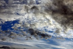 Flugzeug (James Bimmel) Tags: himmel sonne wolken abend sonnenuntergang farben frühling sommer