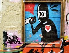 easyone (theodehaan) Tags: spain valencia colorfull graffiti wall