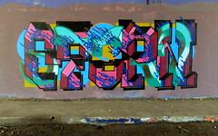 Mssls (oerendhard1) Tags: graffiti streetart urban art rotterdam oerendhard maassluis stern