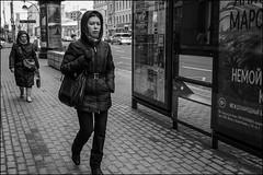 DRD161102_0733 (dmitryzhkov) Tags: urban outdoor life human social public stranger photojournalism candid street dmitryryzhkov moscow russia streetphotography people bw blackandwhite monochrome