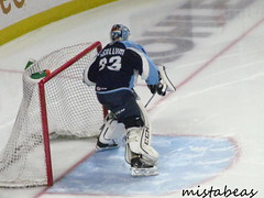 McCollum Is The New Goalie (mistabeas2012) Tags: ahl hockey