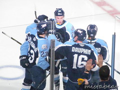 Goal Celebration (mistabeas2012) Tags: ahl hockey