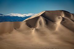 20190318 Death Valley-0299.jpg (Mark Harshbarger Photography) Tags: california deathvalleynationalpark sand desert nationalpark sanddune dunes eurekadunes places deathvalley