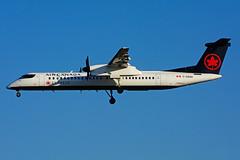 C-GGAH (Air Canada EXPRESS - JAZZ) (Steelhead 2010) Tags: aircanada aircanadaexpress jazz bombardier dhc8 dhc8q400 yyz creg