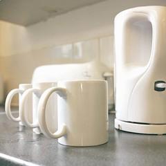 217 of Year 5 - An Englishman needs his tea. (I'm Tim Large) Tags: tea cup cuppa drink english welsh wales cardiff kettle break breaktime white 365 217 fuji fujifilm