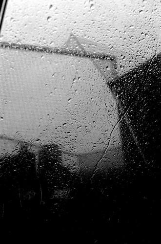ORWO LF10 test: grey rainy grainy