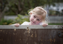 The Look (Kathy Macpherson Baca) Tags: people kids child portrait mcphly world earth planet preserve bigsister