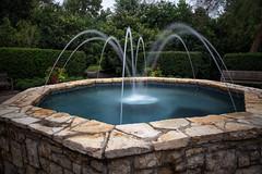 Fountain (slange789) Tags: dallas arboretum botanical garden